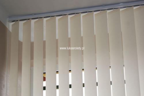 Galeria zaluzje pionowe verticale 005