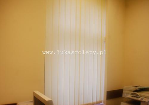 Galeria zaluzje pionowe verticale 022