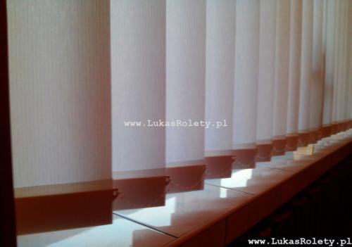 Galeria zaluzje pionowe verticale 023