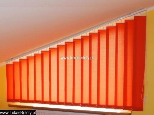 Galeria zaluzje pionowe verticale 024