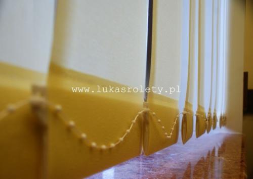 Galeria zaluzje pionowe verticale 036