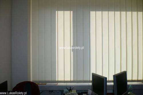 Galeria zaluzje pionowe verticale 041
