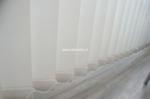 Galeria zaluzje pionowe verticale 043