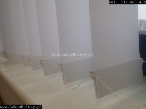 Galeria zaluzje pionowe verticale 055