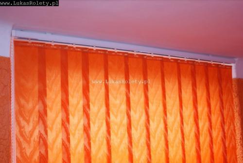 Galeria zaluzje pionowe verticale 060