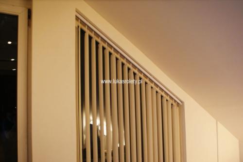 Galeria zaluzje pionowe verticale 066