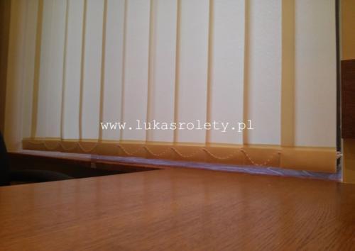 Galeria zaluzje pionowe verticale 067