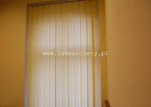 Galeria zaluzje pionowe verticale 071
