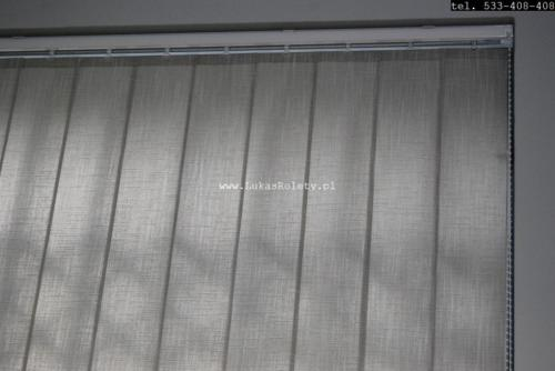 Galeria zaluzje pionowe verticale 081