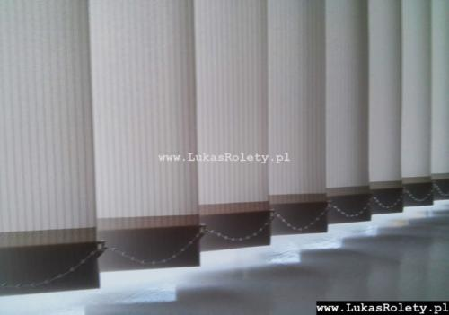 Galeria zaluzje pionowe verticale 084