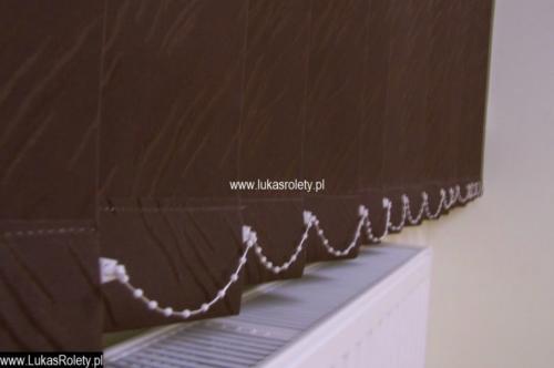 Galeria zaluzje pionowe verticale 091