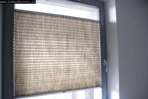Galeria zaluzje plisowane plisy ab41 005