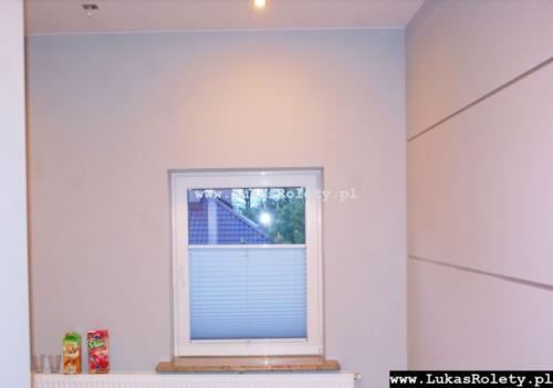 Galeria zaluzje plisowane plisy ab41 012
