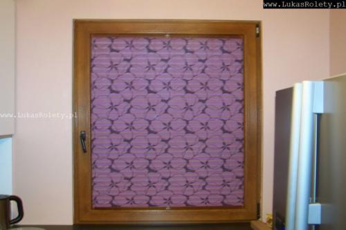 Galeria zaluzje plisowane plisy ab41 019