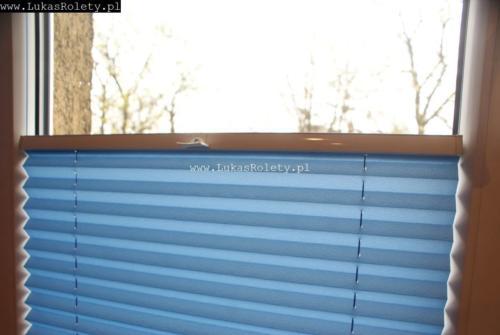 Galeria zaluzje plisowane plisy ab41 029