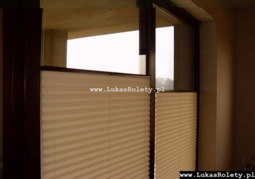 Galeria zaluzje plisowane plisy ab41 066