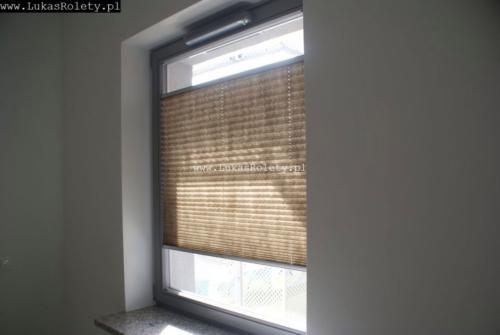 Galeria zaluzje plisowane plisy ab41 093