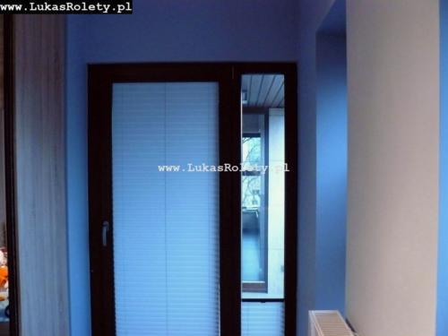 Galeria zaluzje plisowane plisy ab41 097