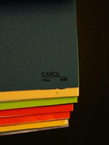 Wzorniki – Żaluzje pionowe – verticale – carol01