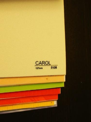 Wzorniki – Żaluzje pionowe – verticale – carol04