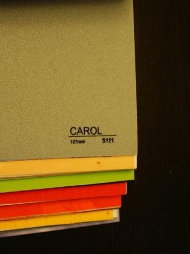 Wzorniki – Żaluzje pionowe – verticale – carol08