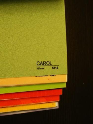 Wzorniki – Żaluzje pionowe – verticale – carol10