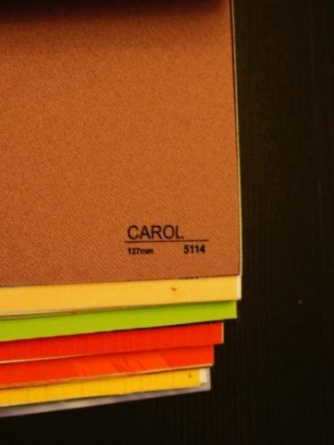 Wzorniki – Żaluzje pionowe – verticale – carol11