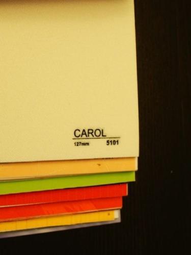 Wzorniki – Żaluzje pionowe – verticale – carol12