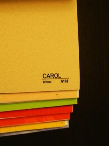 Wzorniki – Żaluzje pionowe – verticale – carol14