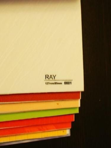 Wzorniki – Żaluzje pionowe – verticale – ray 02