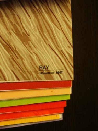 Wzorniki – Żaluzje pionowe – verticale – ray 05