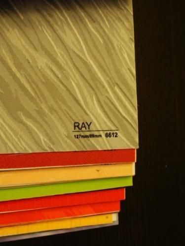 Wzorniki – Żaluzje pionowe – verticale – ray 08