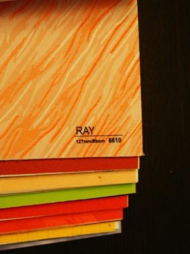 Wzorniki – Żaluzje pionowe – verticale – ray 10
