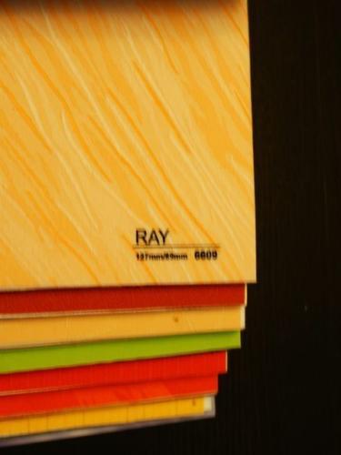 Wzorniki – Żaluzje pionowe – verticale – ray 11