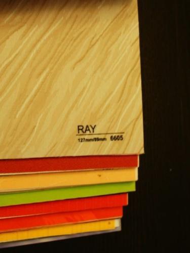 Wzorniki – Żaluzje pionowe – verticale – ray 12