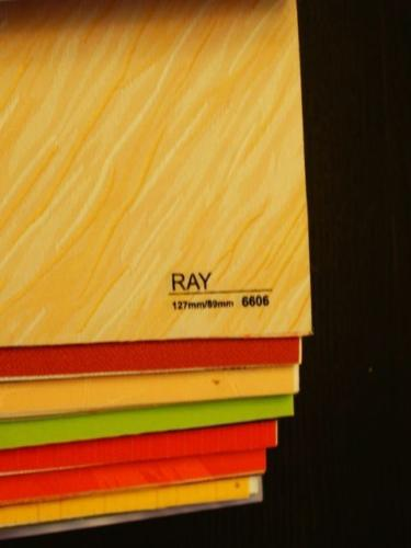 Wzorniki – Żaluzje pionowe – verticale – ray 13