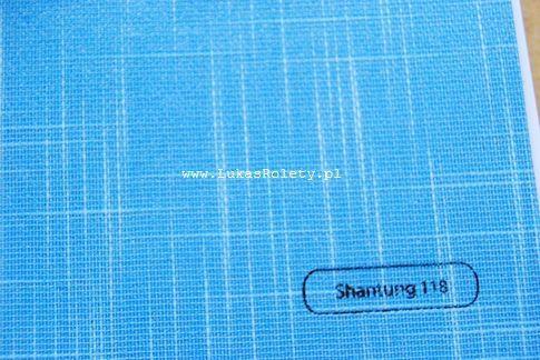 Wzorniki – Żaluzje pionowe – verticale - shantung 18