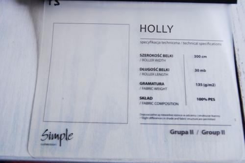 Wzorniki – Rolety rzymskie – holly 9