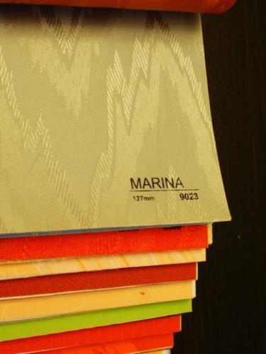 Wzorniki - Zaluzje pionowe - verticale - Marina 002