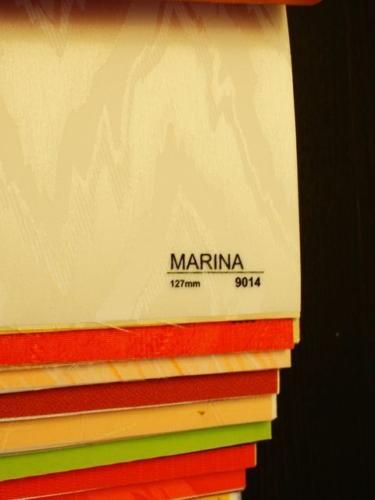 Wzorniki - Zaluzje pionowe - verticale - Marina 003
