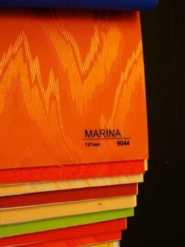 Wzorniki - Zaluzje pionowe - verticale - Marina 004