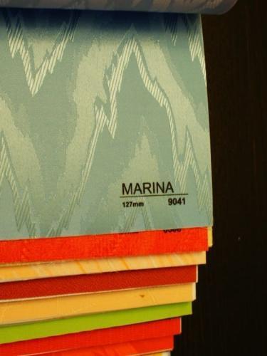 Wzorniki - Zaluzje pionowe - verticale - Marina 005
