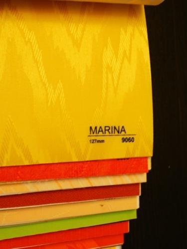 Wzorniki - Zaluzje pionowe - verticale - Marina 006