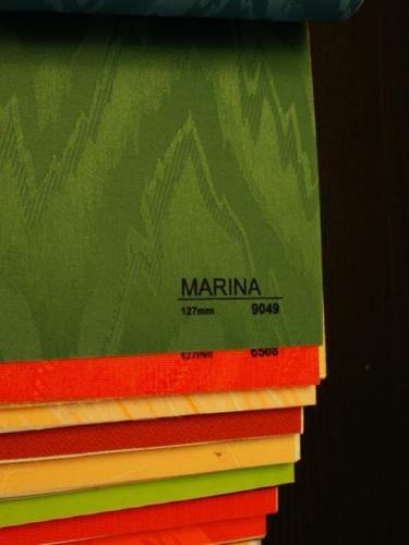Wzorniki - Zaluzje pionowe - verticale - Marina 010