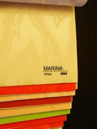 Wzorniki - Zaluzje pionowe - verticale - Marina 011