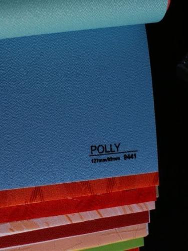 Wzorniki - Zaluzje pionowe - verticale - Polly 003
