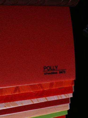 Wzorniki - Zaluzje pionowe - verticale - Polly 011