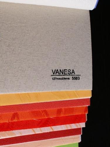 Wzorniki - Zaluzje pionowe - verticale - Vanessa 001