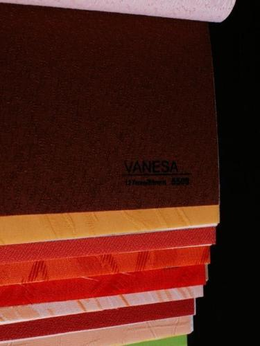 Wzorniki - Zaluzje pionowe - verticale - Vanessa 005