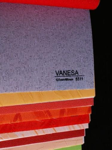 Wzorniki - Zaluzje pionowe - verticale - Vanessa 006